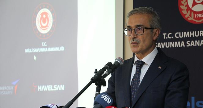 Savunma Sanayii Başkanı Demir: