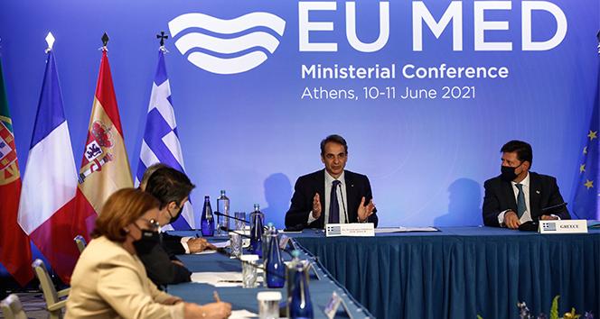 Yunanistan Başbakanı Miçotakis: 'Türkiye ile pozitif bir gündeme açığız'