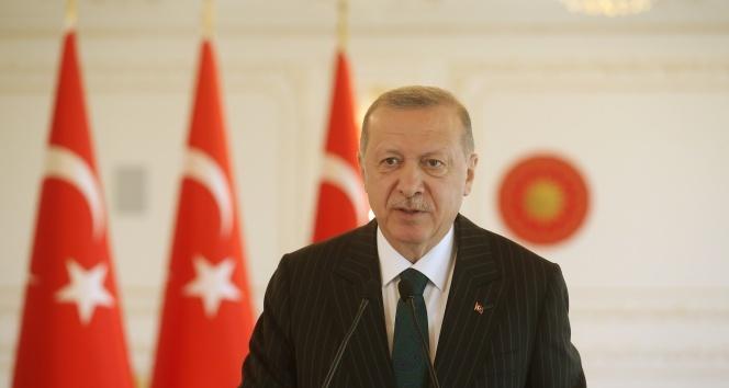 Cumhurbaşkanı Erdoğan: 'Kirli gündemlere itibar etmeden yolumuza devam edeceğiz'