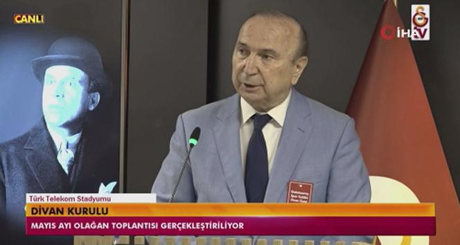 İbrahim Özdemir: 'Kulübün tüm sorunlarını çözme iradesiyle geliyoruz'