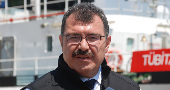 TÜBİTAK Başkanı Prof. Dr. Mandal'dan müsilaj açıklaması