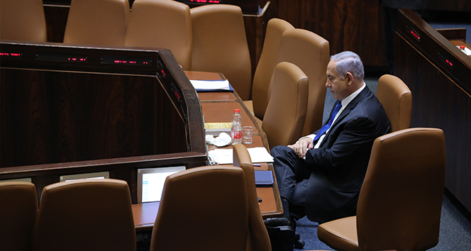 İsrail'de  12 yıllık Binyamin Netanyahu dönemi sona erdi