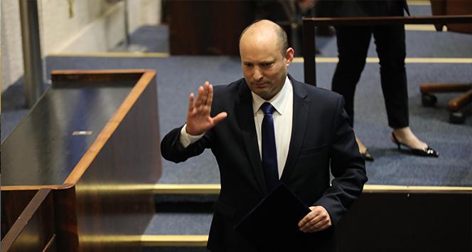 Dünya liderlerinden İsrailin yeni Başbakanı Bennette tebrik
