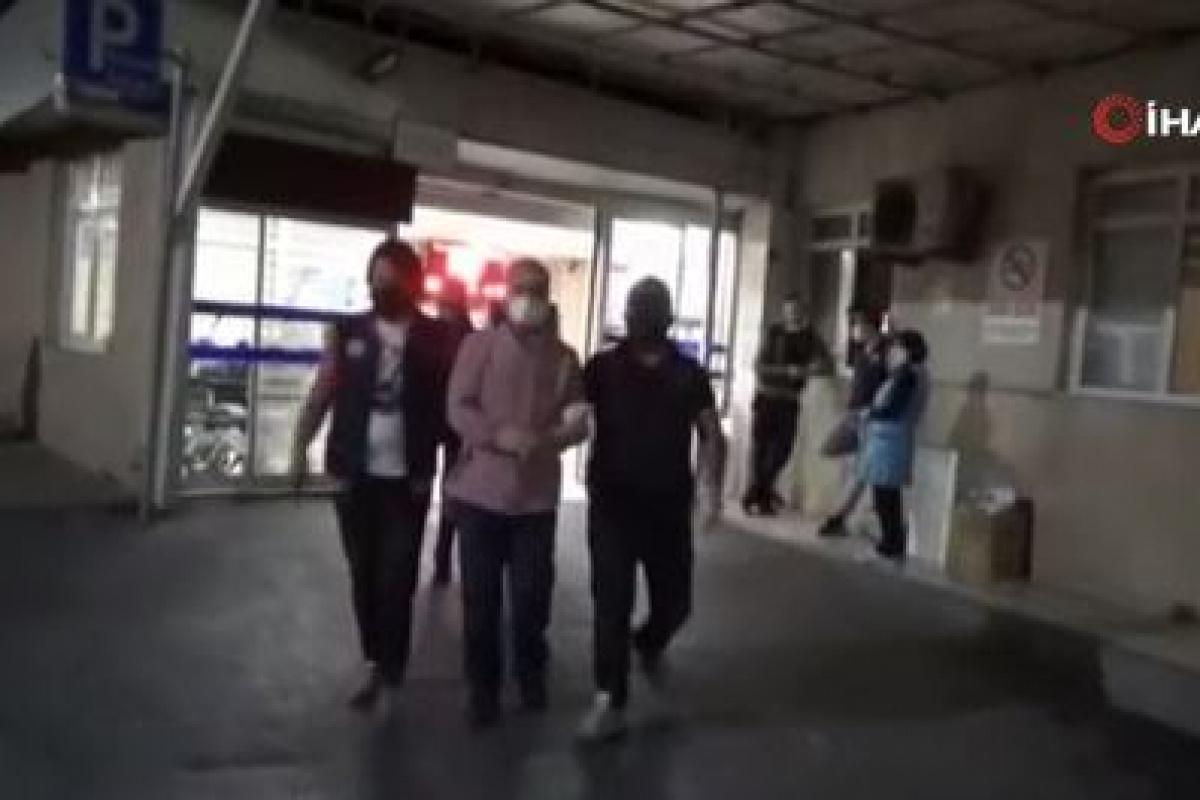 'Küçük Erdal' kod adlı FETÖ üyesi ve eşi İstanbul'da yakalandı