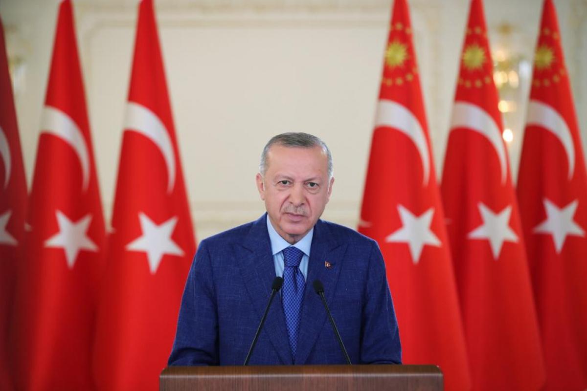 """Cumhurbaşkanı Erdoğan: """"FETÖnün Orta Asya sorumlusu Türkiyeye getirildi"""""""