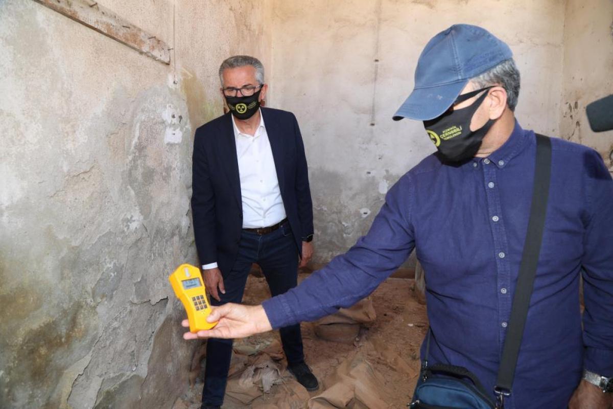 İzmir'in Çernobili'nde dikkat çeken radyasyon ölçümü: Normal değerin 7 bin 291 katı