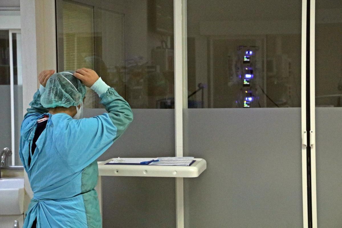 Antalya'da Covid-19 yoğun bakım doktorunu gözyaşlarına boğan olay