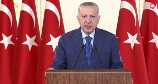 Cumhurbaşkanı Erdoğan, Brüksel Forumuna katıldı