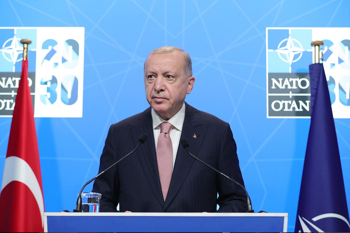 Cumhurbaşkanı Erdoğan: 'S-400 konusunda daha önce ne düşünüyorsak, Biden'a aynısını ilettim'