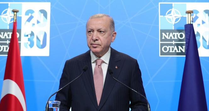 Cumhurbaşkanı Erdoğan: S-400 konusunda daha önce ne düşünüyorsak, Bidena aynısını ilettim