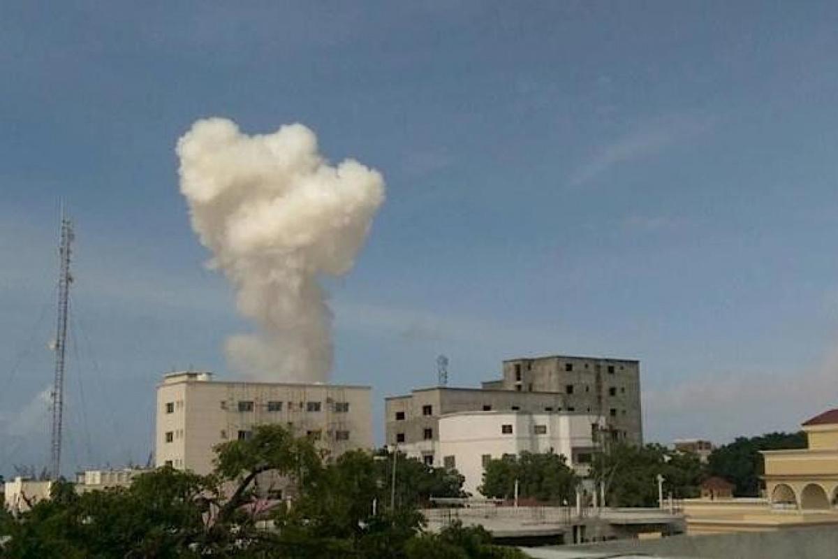 Somali Mogadişu'a saldırı!