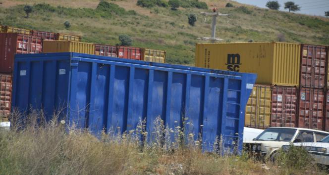 İzmirde iş kazası: 1 ölü, 1 ağır yaralı