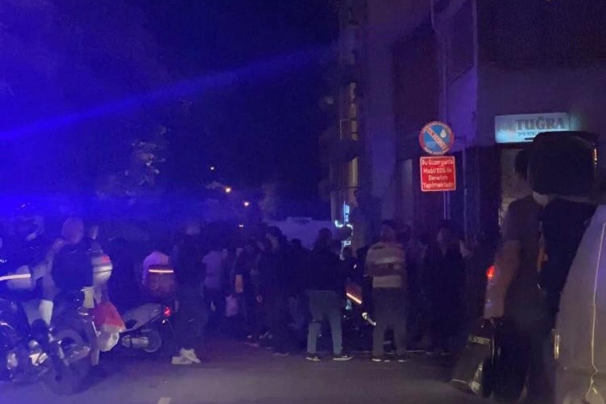 Bayrampaşa'da ticari taksi ile iki motosiklet çarpıştı: 1 ölü, 2 ağır yaralı