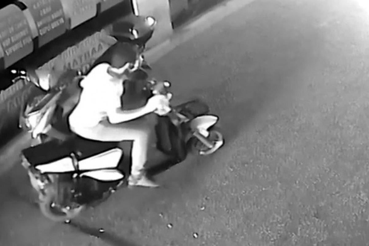 15 gün önce cezaevinden çıktı, 10 günde 9 motosiklet çaldı