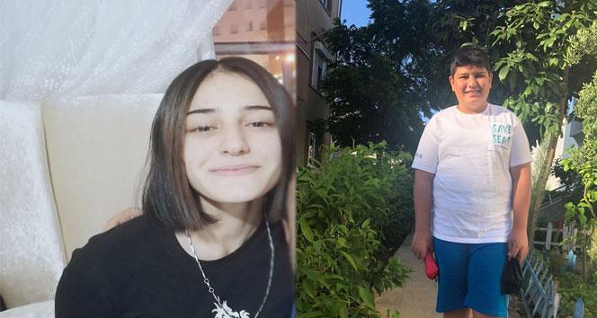 Bozyazıda dün kaybolan 2 çocuktan haber alınamıyor
