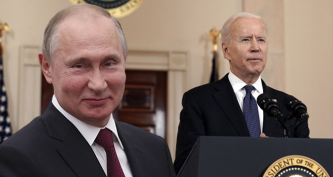 Biden-Putin zirvesi, Cenevrede başladı