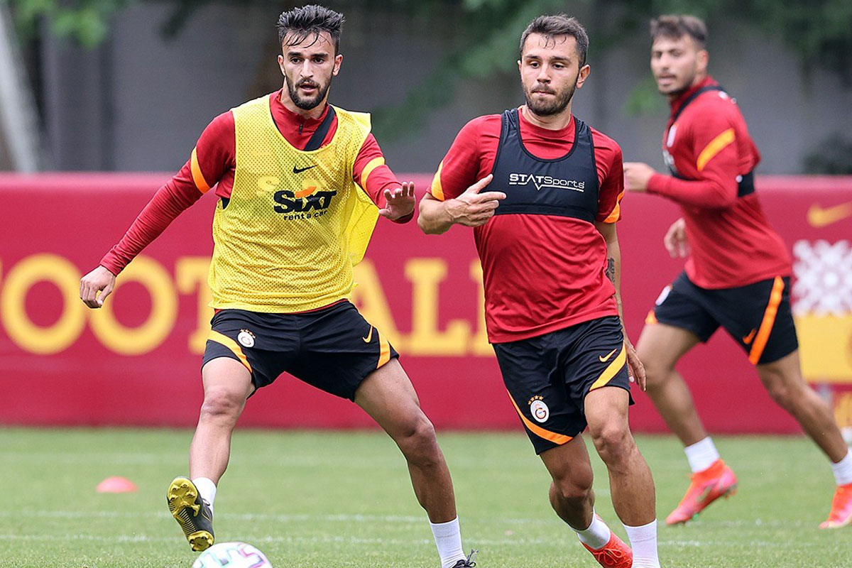 Galatasaray yeni sezon hazırlıklarını sürdürdü
