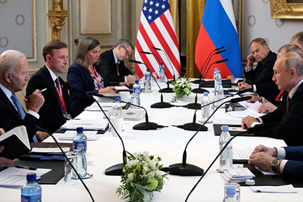 ABD ve Rusya'dan ortak bildiri