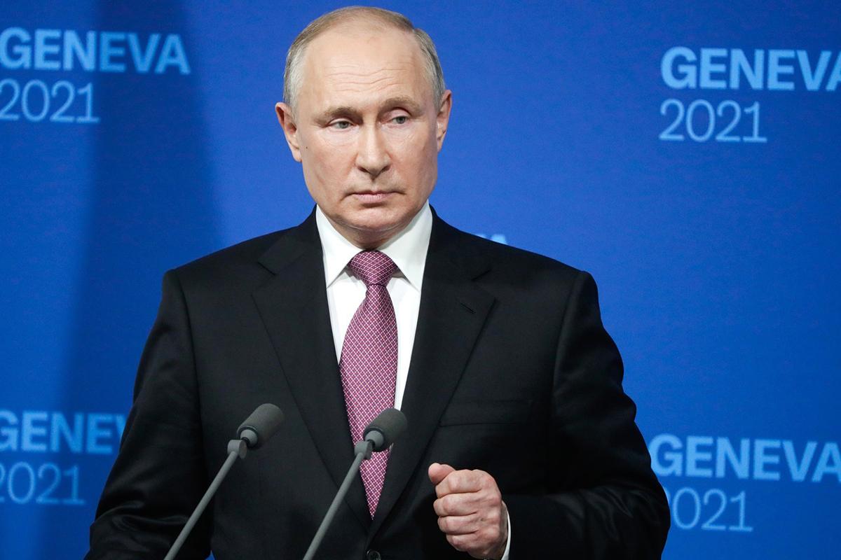 Putin'den ABD'ye: 'Ortada herhangi bir düşmanlık olduğunu düşünmüyorum'