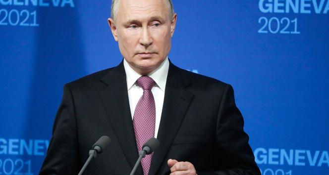 Putinden ABDye: Ortada herhangi bir düşmanlık olduğunu düşünmüyorum