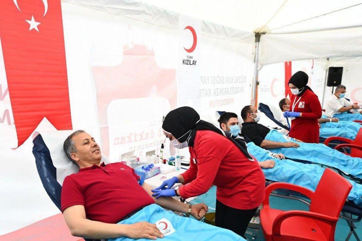 İstanbul'da 3 günde 12 bin 440 ünite kan bağışı yapıldı