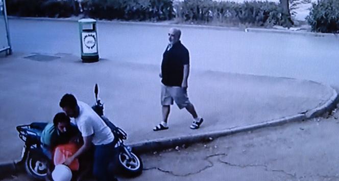 Binbir surat hırsızlık şüphelisi polisler tarafından böyle yakalandı