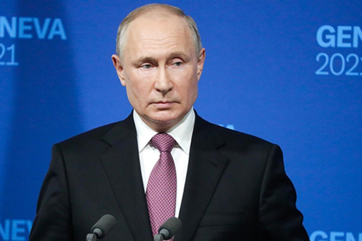 Biden görüşmesi sonrası Putin'den açıklama!