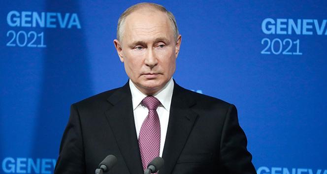 Biden görüşmesi sonrası Putinden açıklama!