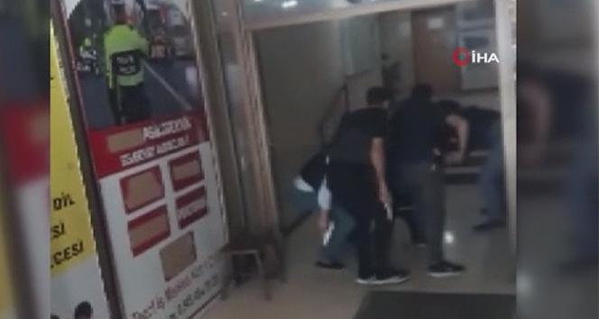 HDP saldırganı böyle yakalandı: O anlar kamerada