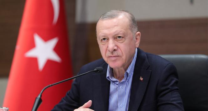 Cumhurbaşkanı Erdoğan: Yangından etkilenen hiçbir vatandaşımızı mağdur etmeyeceğiz