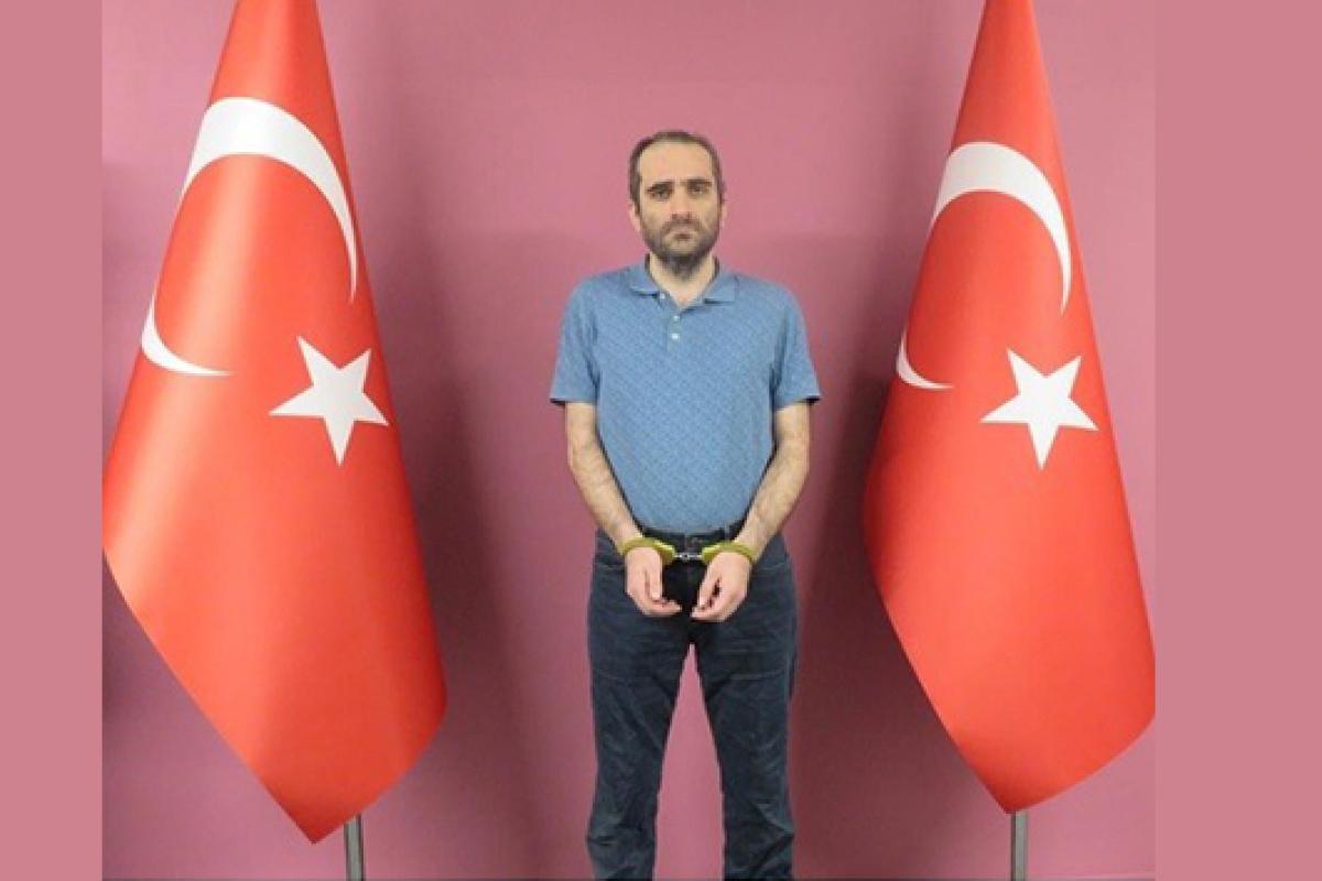FETÖ elebaşı Gülen'in yeğeni Selahaddin Gülen'e 22,5 yıl hapis istemi