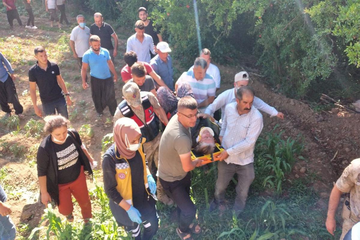 Gaziantep'te düğün yolunda kaza: 10 yaralı