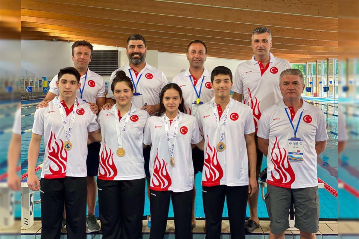 Vali Yerlikaya, dünya şampiyonu olan milli sporcuları tebrik etti