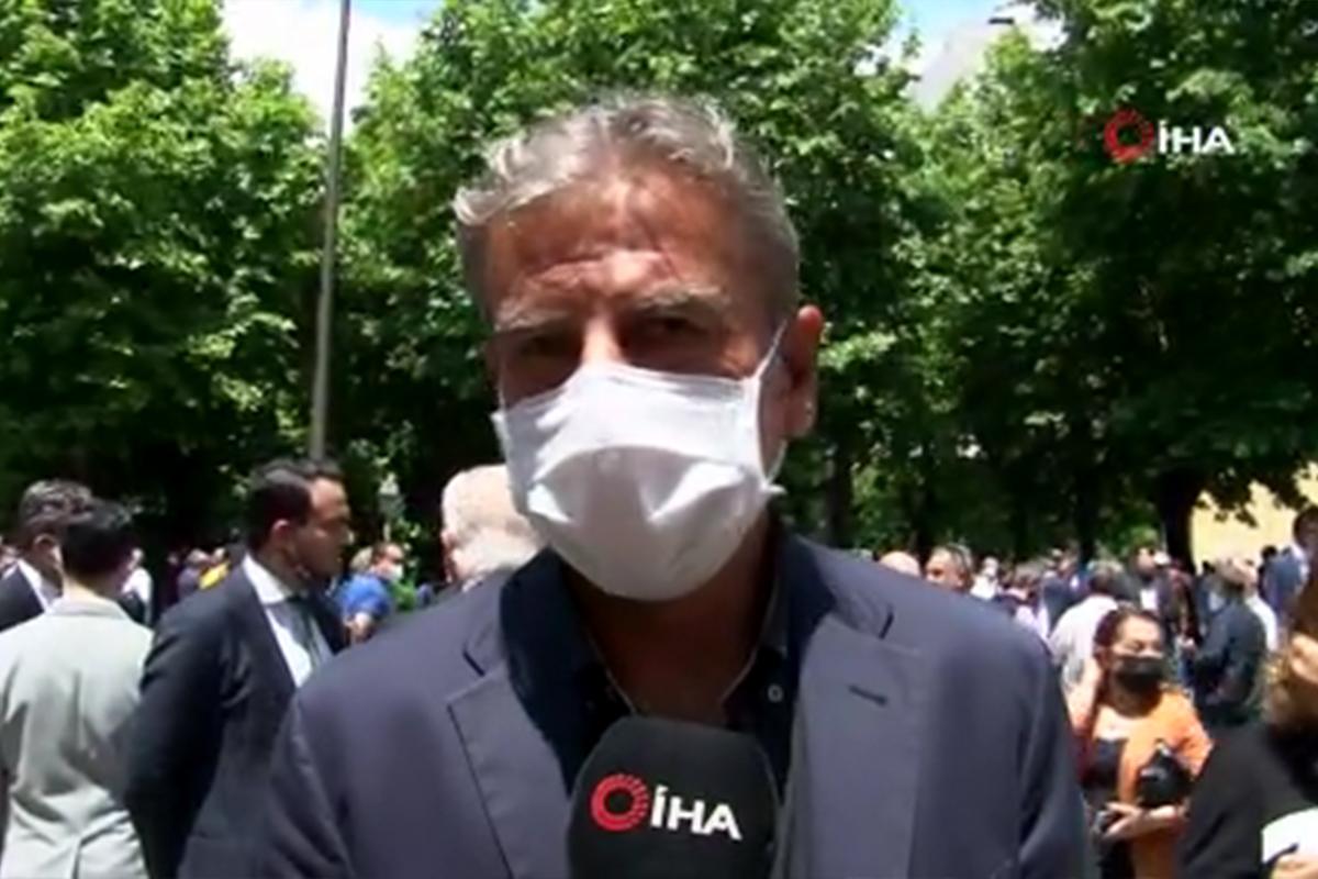 Hamza Hamzaoğlu: 'Galatasaray ruhu bugün burada yaşıyor'