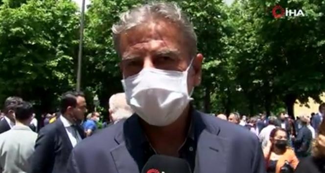 Hamza Hamzaoğlu: Galatasaray ruhu bugün burada yaşıyor
