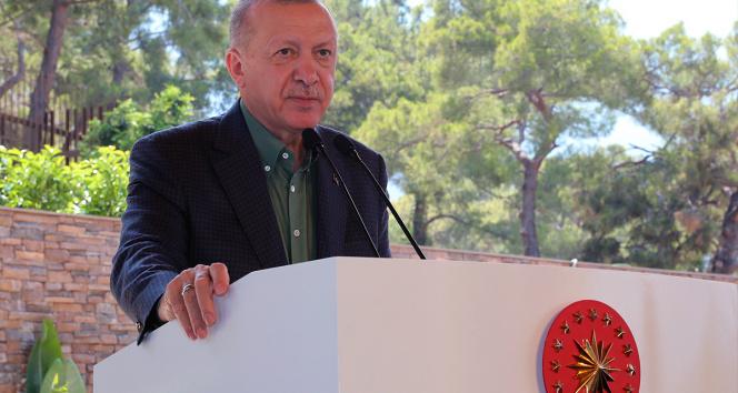 Cumhurbaşkanı Erdoğandan KKTCde flaş açıklamalar