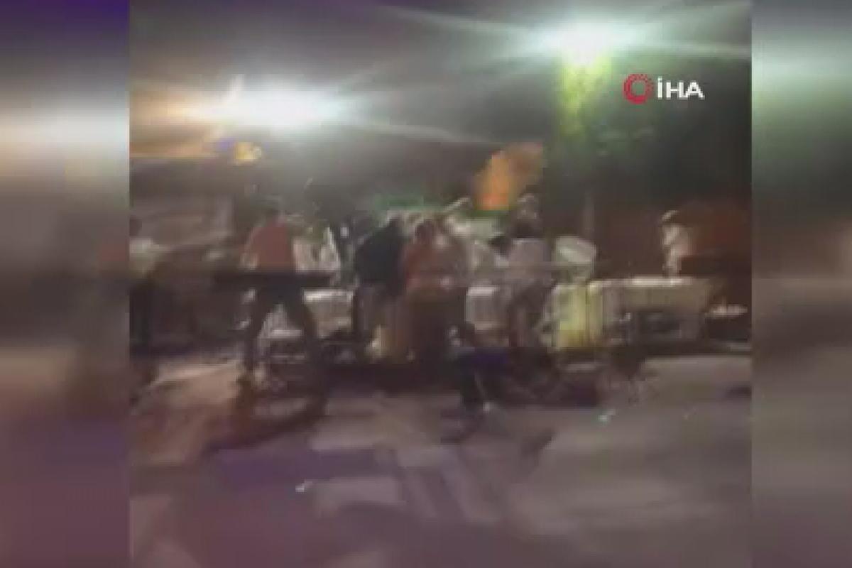 Yahudi yerleşimciler, Şeyh Cerrah'ta Filistinlilere saldırdı