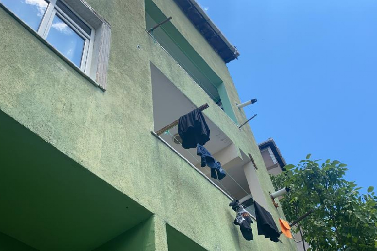 İstanbul'da feci olay: 5 yaşındaki çocuk balkondan düştü