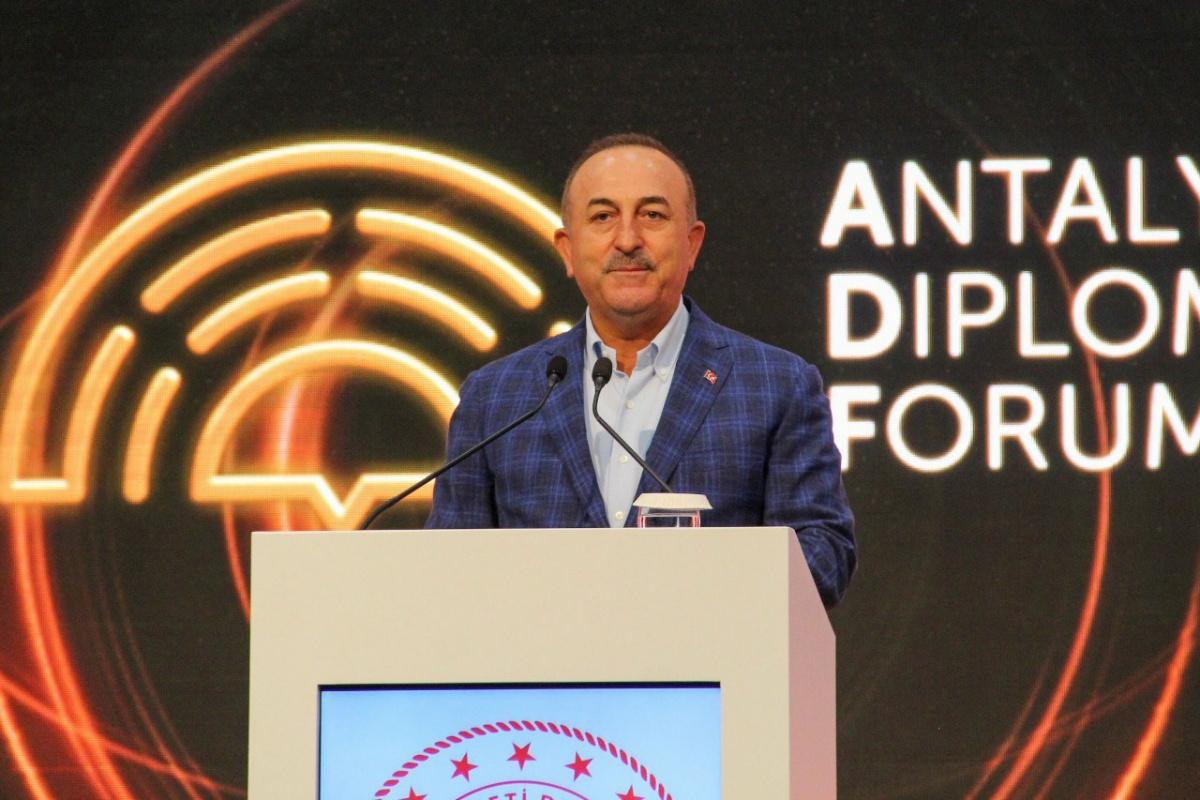 Çavuşoğlu'ndan Yunanistan değerlendirmesi