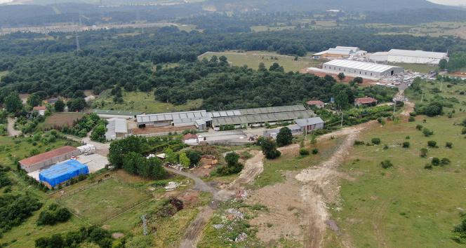Lütfü Türkkanın kaçak çiftliği tahliye ediliyor