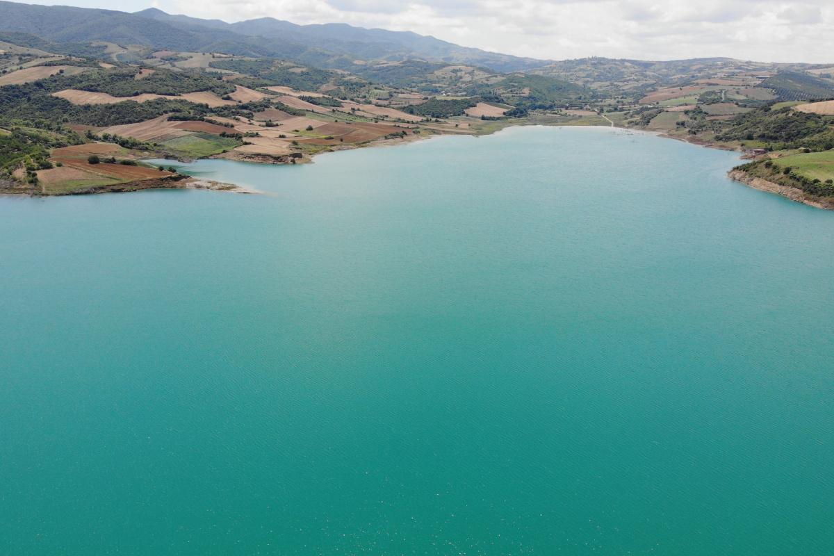 Trakya'daki barajlardan sevindiren haber: Bazı barajların doluluk oranı yüzde 90'ı aştı