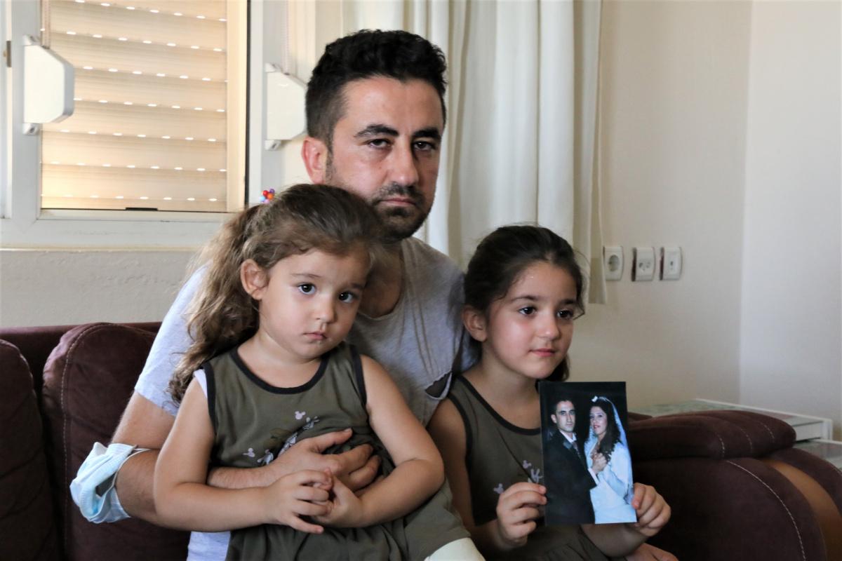 'Komşularıma gidiyorum' diyerek evden çıkan iki çocuk annesi kadın sırra kadem bastı