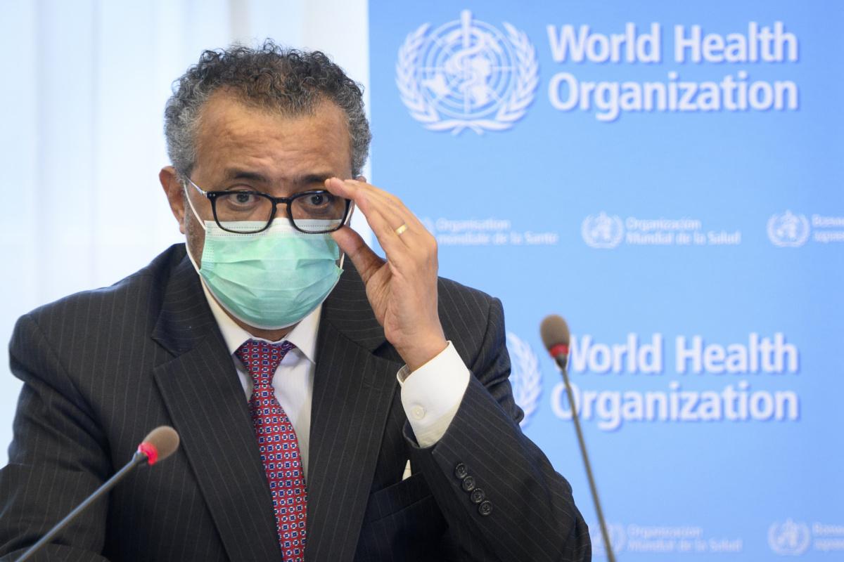 DSÖ: 'Afrika'da vaka ve ölümler geçtiğimiz hafta yüzde 40 arttı'