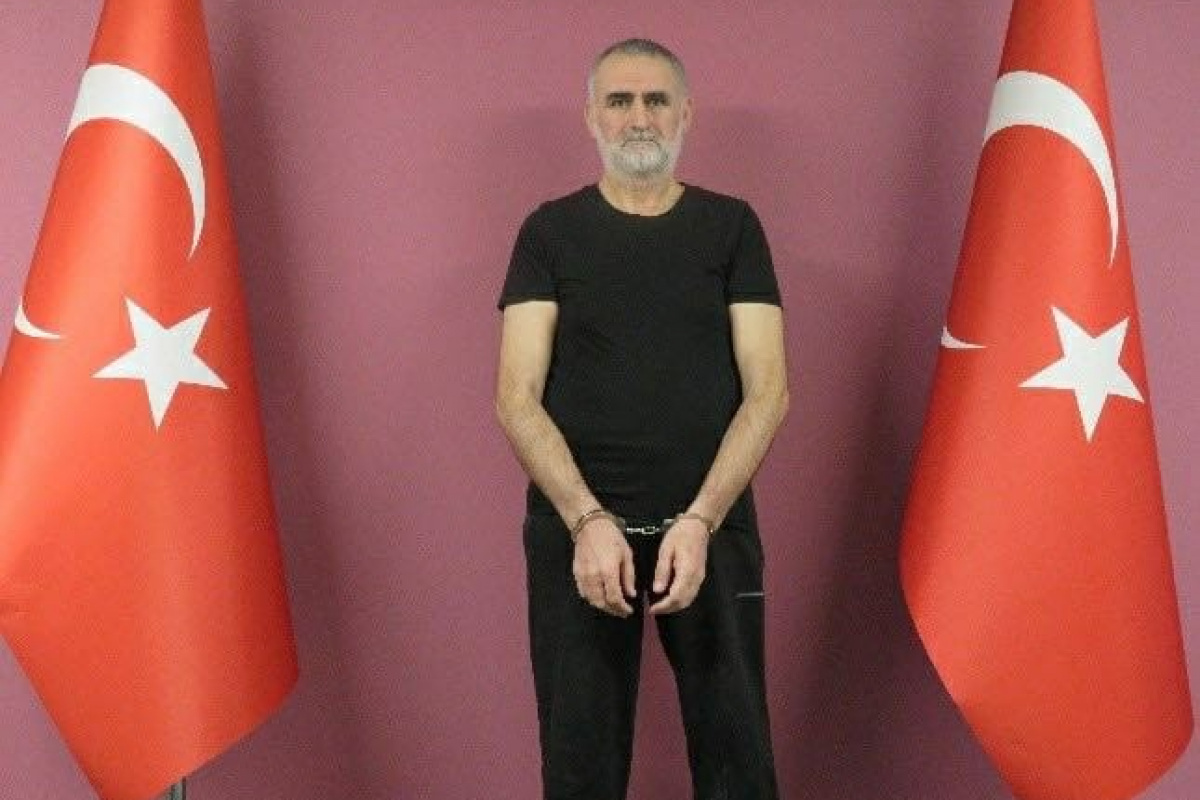 DEAŞ'ın sözde 'Türkiye vilayeti sorumlusu' tutuklandı