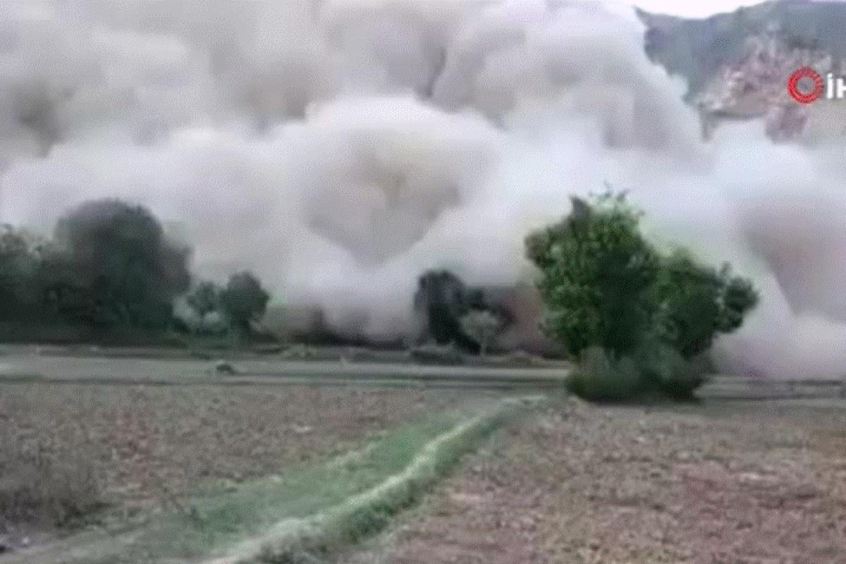 Pakistan'da toprak kayması : 3 ölü