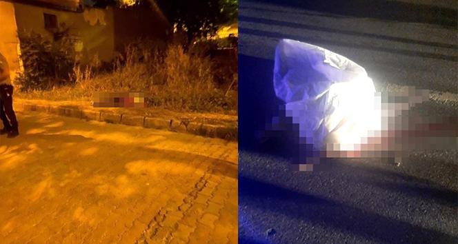 Büyükçekmecede kan donduran cinayet: 1i kadın 2 kişi öldürüldü