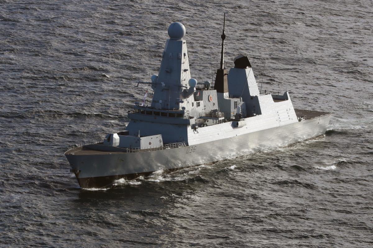 İngiltere: Geminin Rus sularında olduğunu söylemek yanlıştır