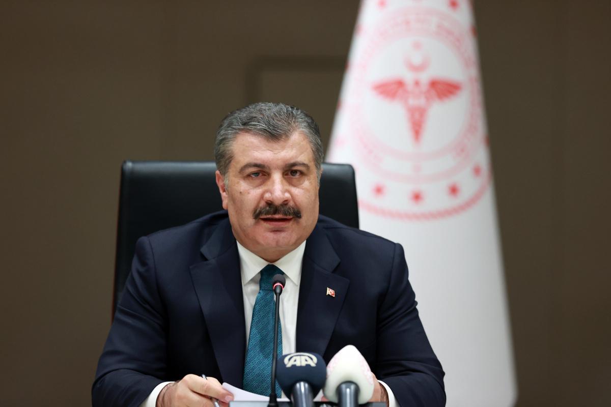 Sağlık Bakanı Koca'dan TURKOVAC açıklaması