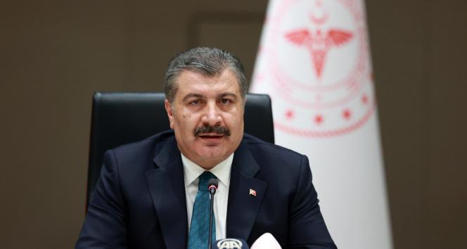 Sağlık Bakanı Kocadan TURKOVAC açıklaması