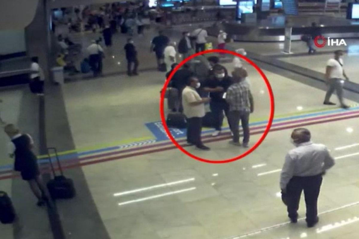 Sabiha Gökçen Havalimanı'nda midelerinde uyuşturucu madde taşıyan 3 İranlı yakalandı